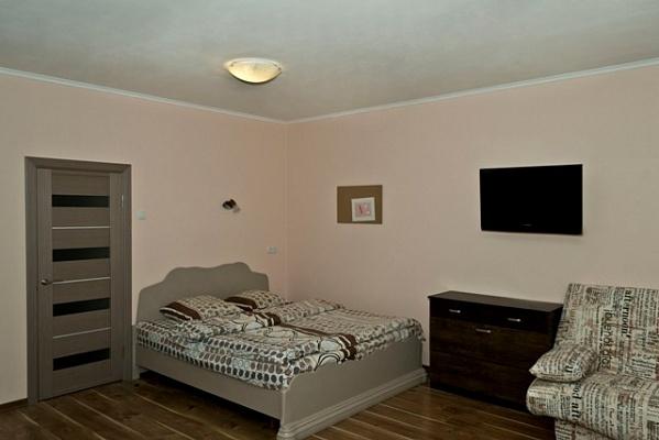 1-комнатная квартира посуточно в Киеве. Голосеевский район, ул. Красноармейская, 58. Фото 1