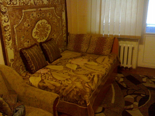 1-комнатная квартира посуточно в Хмельницком. ул. Пушкина, 9. Фото 1