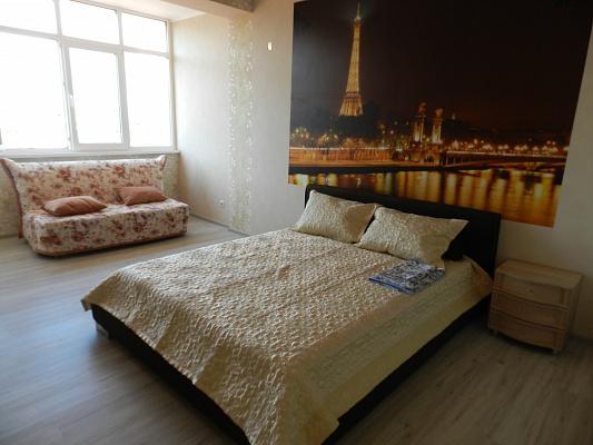 1-комнатная квартира посуточно в Севастополе. Гагаринский район, ул. Маячная, 38. Фото 1