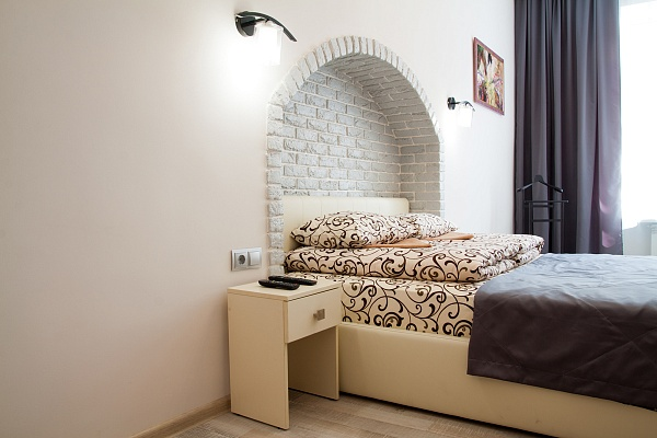1-комнатная квартира посуточно в Львове. Галицкий район, ул. Леси Украинки, 21. Фото 1