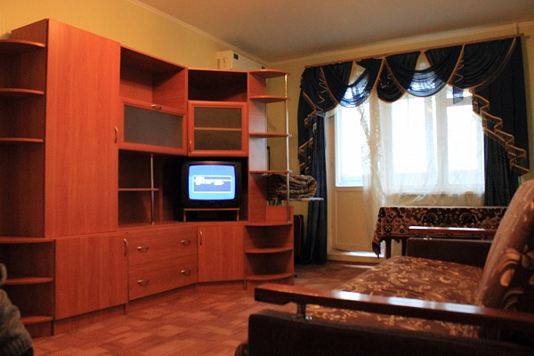 1-комнатная квартира посуточно в Харькове. Московский район, ул. Академика Павлова, 132. Фото 1