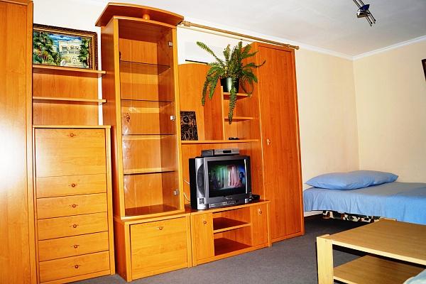 1-комнатная квартира посуточно в Киеве. Печерский район, ул. Киквидзе, 26. Фото 1
