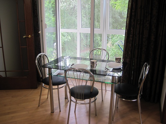 1-комнатная квартира посуточно в Виннице. Ленинский район, переул. Л. Толстого, 21. Фото 1