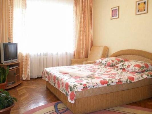 1-комнатная квартира посуточно в Киеве. Печерский район, ул. Цитадельная, 7. Фото 1