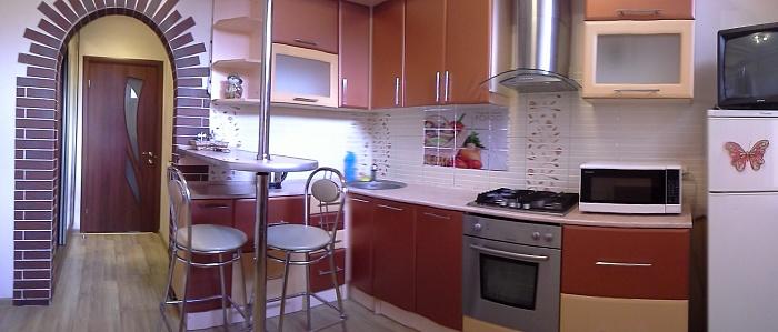 1-комнатная квартира посуточно в Львове. Лычаковский район, ул. Лычаковская, 63. Фото 1