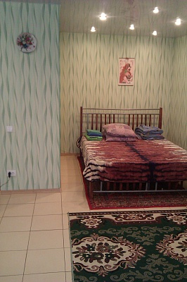 1-комнатная квартира посуточно в Северодонецке. ул. Гоголя, 81. Фото 1