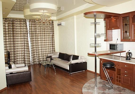 2-комнатная квартира посуточно в Одессе. Приморский район, Гагаринское плато, 5/2. Фото 1