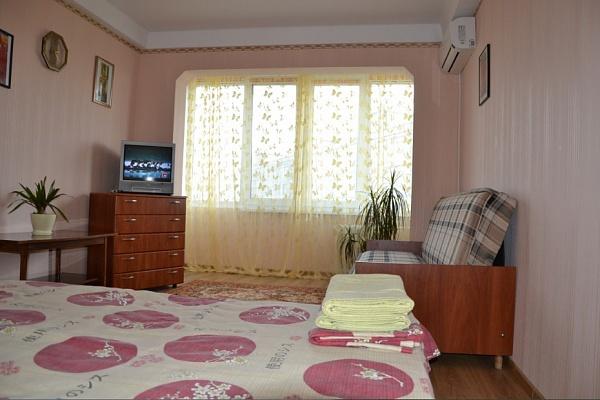 1-комнатная квартира посуточно в Киеве. Оболонский район, ул. Маршала Тимошенко, 4. Фото 1