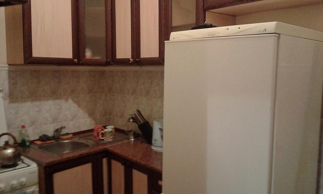 1-комнатная квартира посуточно в Львове. Франковский район, ул. Антоновича, 4. Фото 1
