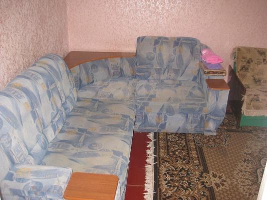 1-комнатная квартира посуточно в Сумах. Заречный район, ул. Прокофьева, 30/1. Фото 1