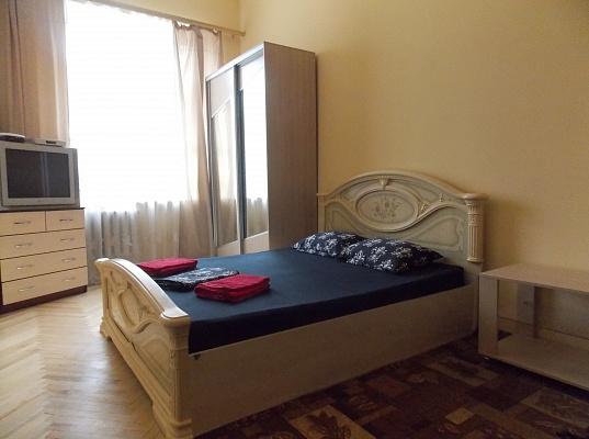 1-комнатная квартира посуточно в Киеве. Голосеевский район, ул. Саксаганского, 61/17. Фото 1