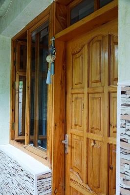 3-комнатная квартира посуточно в Евпатории. пер. Больничный, 13. Фото 1