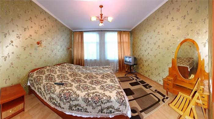 1-комнатная квартира посуточно в Трускавце. ул. Бориславская, 37/8. Фото 1