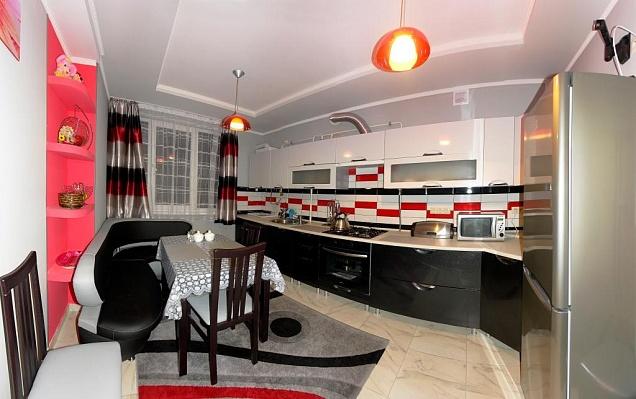 2-комнатная квартира посуточно в Трускавце. ул. Ивасюка, 7а/16. Фото 1