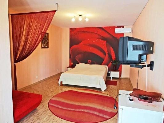 1-комнатная квартира посуточно в Феодосии. ул. Профсоюзная, 37. Фото 1