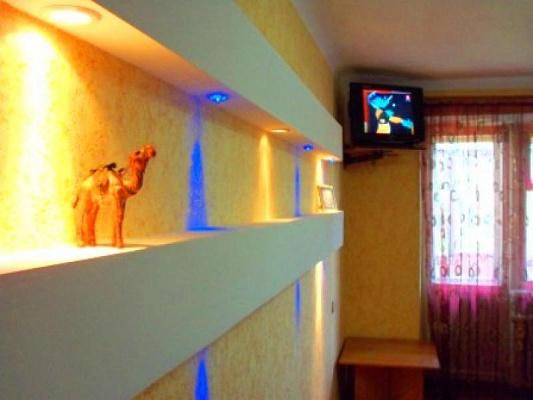 1-комнатная квартира посуточно в Полтаве. Ленинский район, ул. Мира, 9. Фото 1