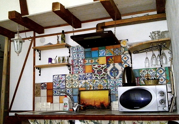 1-комнатная квартира посуточно в Львове. Галицкий район, ул. Шопена, 4. Фото 1
