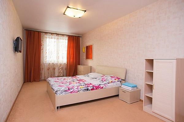 1-комнатная квартира посуточно в Сумах. Заречный район, ул. Харьковская, 23. Фото 1