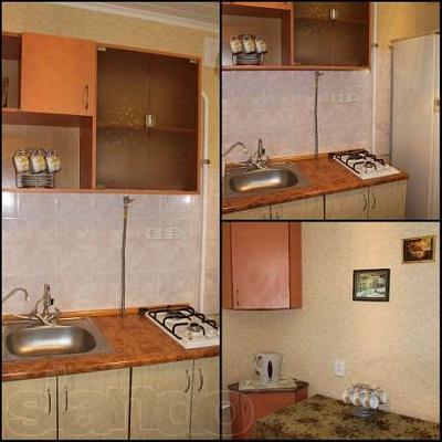 1-комнатная квартира посуточно в Керчи. ул. Орджоникидзе, 53. Фото 1