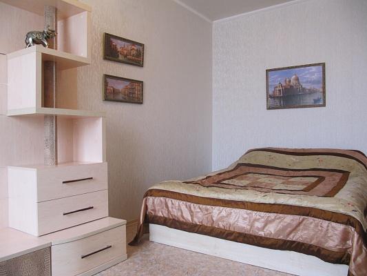 1-комнатная квартира посуточно в Донецке. Киевский район, ул. Артёма, 163б. Фото 1
