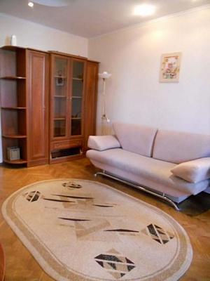 2-комнатная квартира посуточно в Тернополе. ул. Оболоня, 47. Фото 1