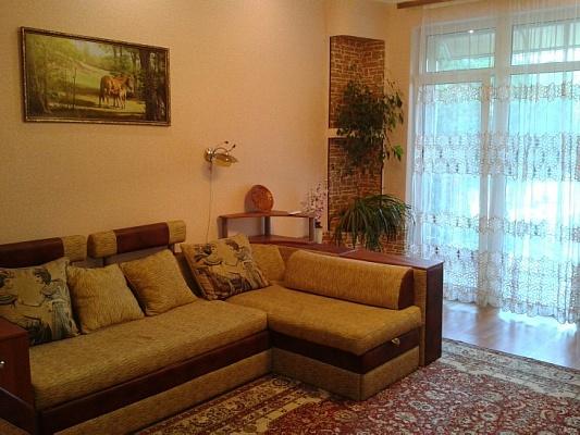 1-комнатная квартира посуточно в Партените. ул. Солнечная, 13. Фото 1