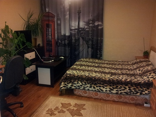 2-комнатная квартира посуточно в Феодосии. ул. Чкалова, 96 А. Фото 1