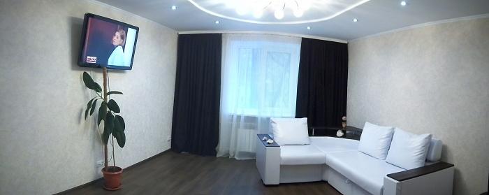 2-комнатная квартира посуточно в Донецке. Ворошиловский район, б-р Пушкина, 12. Фото 1