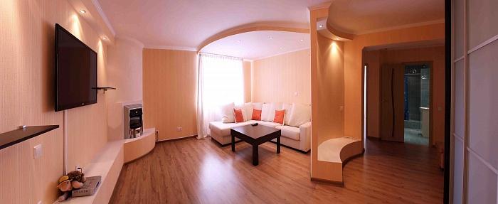 2-комнатная квартира посуточно в Севастополе. Ленинский район, ул. Г. Прокопенко, 50. Фото 1