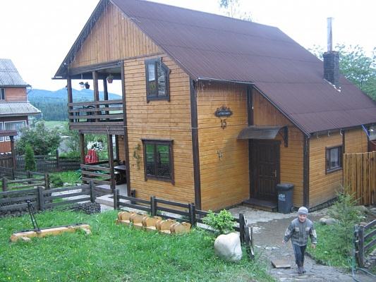 Мини-отель  посуточно в Ворохте. ул. М.Грушевского, 15. Фото 1