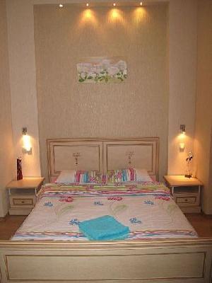 1-комнатная квартира посуточно в Киеве. Печерский район, ул. Бассейная, 5а. Фото 1