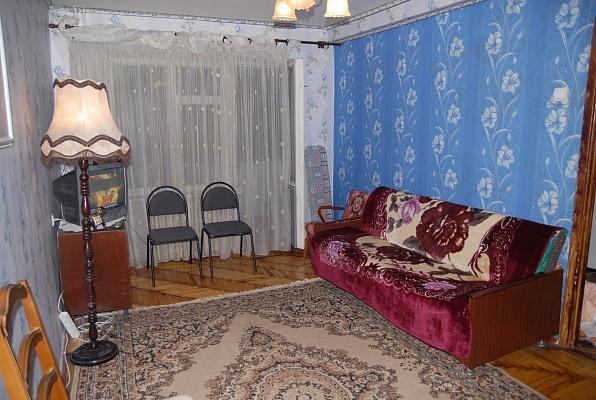 1-комнатная квартира посуточно в Запорожье. Жовтневый район, ул. Запорожская, 8. Фото 1