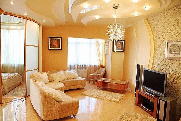 1-комнатная квартира посуточно в Одессе. Приморский район, ул. Дерибасовская , 6. Фото 1