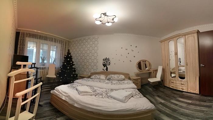 1-комнатная квартира посуточно в Белой Церкви. ул. Новая, 5. Фото 1