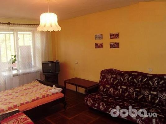 1-комнатная квартира посуточно в Ужгороде. ул. Марии Заньковецкой, 3. Фото 1