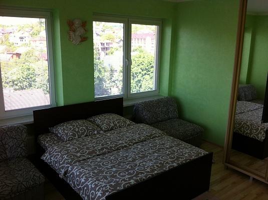 1-комнатная квартира посуточно в Трускавце. ул. Дрогобицкая, 10б. Фото 1