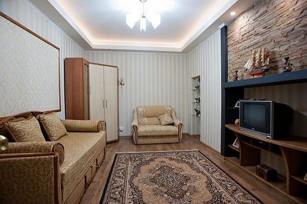 1-комнатная квартира посуточно в Львове. Галицкий район, ул. Кулиша, 5. Фото 1