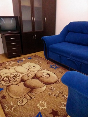 2-комнатная квартира посуточно в Борисполе. ул. Горького, 44. Фото 1
