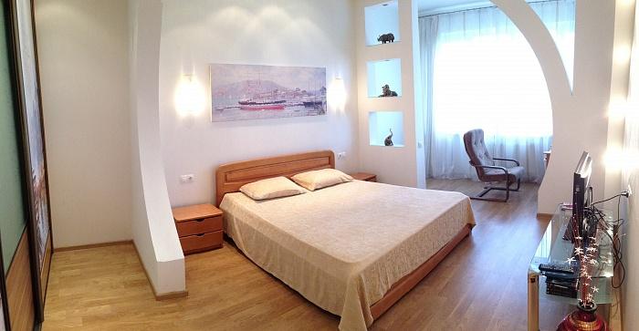 1-комнатная квартира посуточно в Одессе. Приморский район, ул. Екатерининская, 90. Фото 1