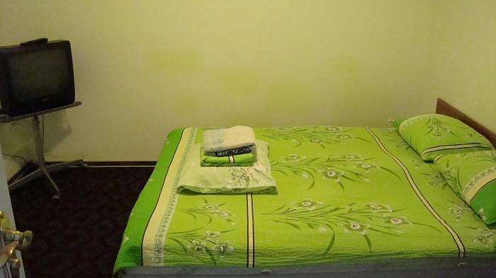 1-комнатная квартира посуточно в Симферополе. Киевский район, ул. Сельская, 64. Фото 1