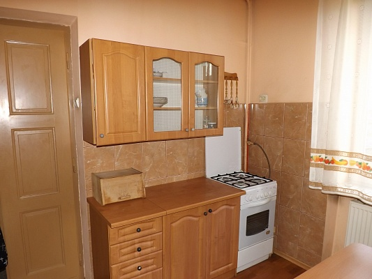 2-комнатная квартира посуточно в Львове. Франковский район, ул. Лиская, 9. Фото 1
