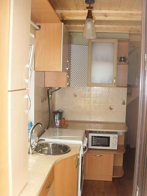 1-комнатная квартира посуточно в Евпатории. ул. Пушкина, 62а. Фото 1
