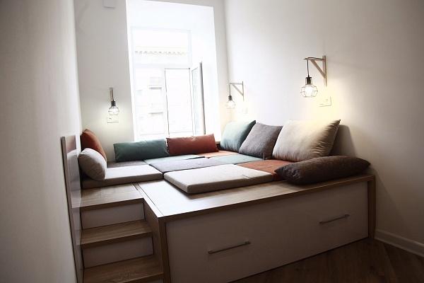 2-комнатная квартира посуточно в Одессе. Приморский район, Греческая, 23. Фото 1