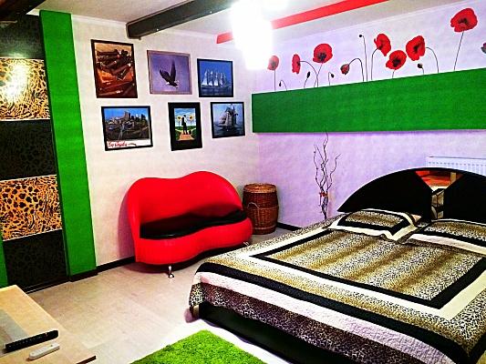 1-комнатная квартира посуточно в Моршине. ул. Шевченка, 1. Фото 1