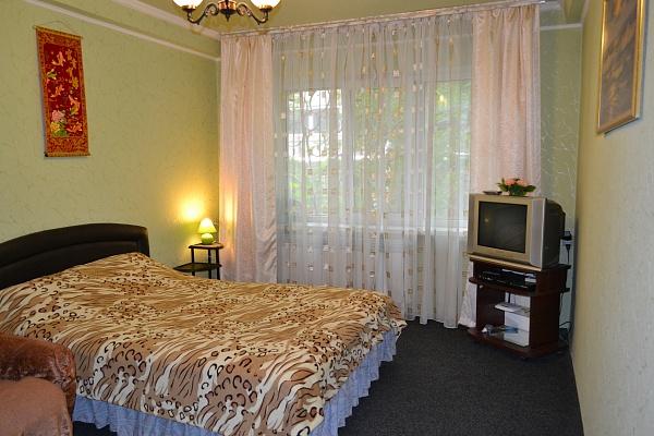 1-комнатная квартира посуточно в Донецке. Киевский район, пр-т Киевский, 6. Фото 1