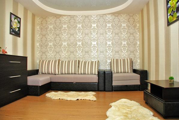 1-комнатная квартира посуточно в Киеве. Голосеевский район, ул. Красноармейская, 112. Фото 1