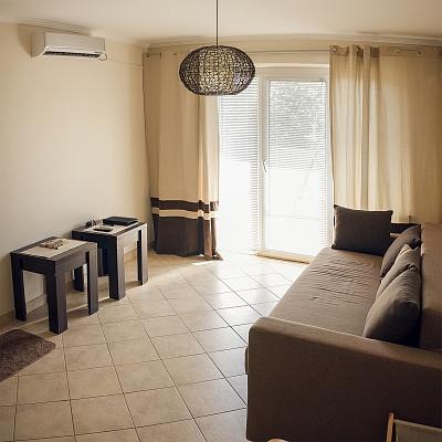 1-комнатная квартира посуточно в Трускавце. ул. Сагайдачного, 18. Фото 1