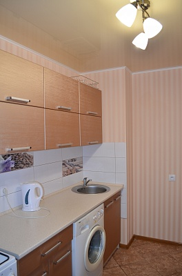 1-комнатная квартира посуточно в Одессе. Приморский район, ул. Преображенская, 72. Фото 1