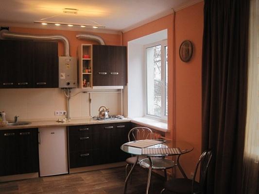 1-комнатная квартира посуточно в Чернигове. Новозаводской район, ул. Щорса, 10. Фото 1