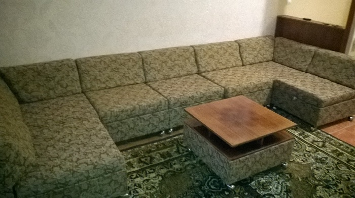 1-комнатная квартира посуточно в Черкассах. ул. Шевченко, 200. Фото 1